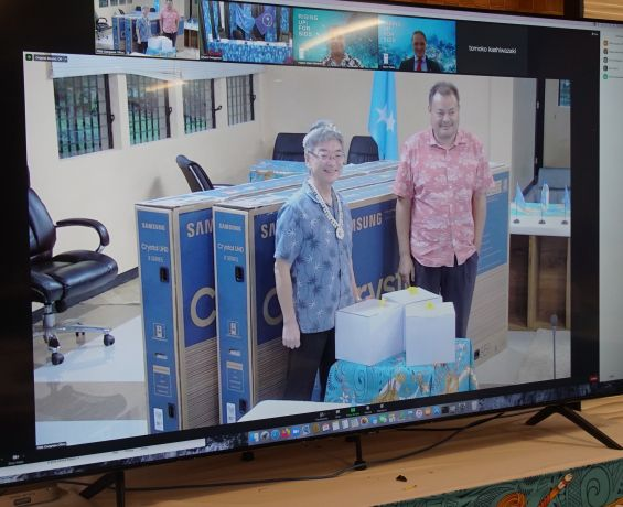 ICT Equipment Further Advances Congress' Online Capacity